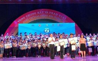 Sau vô lăng - Hơn 1 triệu thí sinh tham gia cuộc thi 'Giao thông học đường'