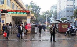 Chính trị - Xã hội - BV Việt Đức lên tiếng về việc bị 'tố' thiếu 'lót tay' không mổ