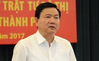 """Xã hội - Khởi tố, tạm giam ông Đinh La Thăng: Đừng ai nghĩ có người """"chống lưng"""" thì đứng trên pháp luật"""
