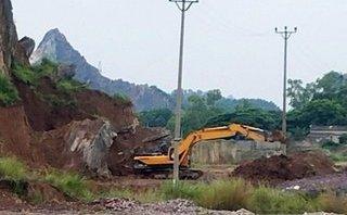 Chính trị - Xã hội - Hải Phòng: Quyết liệt chấn chỉnh khai thác khoáng sản trái phép