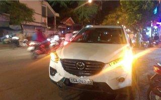 Chính trị - Xã hội - Hải Phòng: Ô tô 'điên' tông nhiều người bị thương