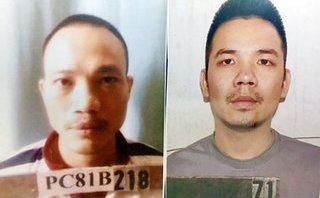 Pháp luật - Công an xác minh thông tin 2 tử tù trốn trại xuất hiện ở Quảng Ninh