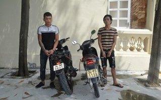 Pháp luật - Tóm gọn ổ nhóm chuyên trộm cắp xe máy