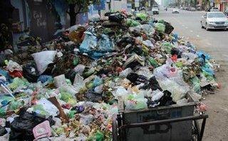 Điểm nóng - Rác tràn ngập TP.Hạ Long: Đã đạt được sự đồng thuận với đơn vị xử lý rác thải