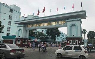An ninh - Hình sự - Lãnh đạo BV Việt Tiệp nói gì khi sinh viên bị đánh ở nhà gửi xe?
