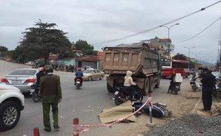 An ninh - Hình sự - Điều tra vụ va chạm với xe ben, một người tử vong