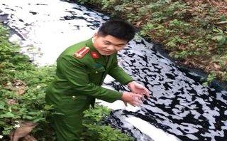 Điểm nóng - Bắt quả tang doanh nghiệp xả thải ra sông Bắc Hưng Hải