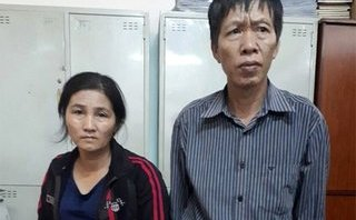 An ninh - Hình sự - Cặp vợ chồng 'siêu lừa' sa lưới sau 7 năm trốn truy nã