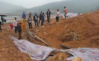 Xã hội - Quảng Ninh: Phát lộ mộ táng niên đại từ thời nhà Trần