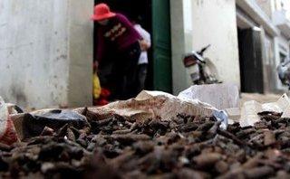 Xã hội - Hưng Yên: Chủ thu mua vật liệu trình báo tàng trữ 2 tấn đầu đạn