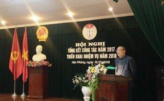 Tin tức - Chính trị - Chủ tịch Hội Luật gia Việt Nam: Hội viên cần làm tốt công tác trợ giúp pháp lý cho người yếu thế