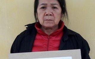 An ninh - Hình sự - Bắt giữ cụ bà 'thất thập cổ lai hy' tàng trữ heroin