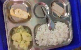 Thái Bình: Sẽ thanh tra trường nghi bớt xén khẩu phần ăn của học sinh