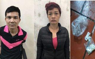 An ninh - Hình sự - Triệt phá đường dây mua bán ma túy dưới vỏ bọc gã thợ sửa xe, bà bán nước chè