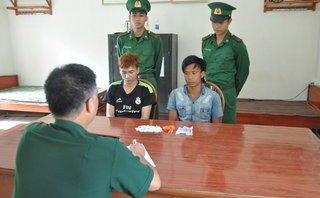 An ninh - Hình sự - Quảng Ninh: Bắt giữ 2 đối tượng vận chuyển 175 gói heroin qua biên giới tiêu thụ
