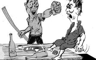 Pháp luật - Phiên tòa giả định: Cháu tâm thần sát hại ông nội trong cơn say