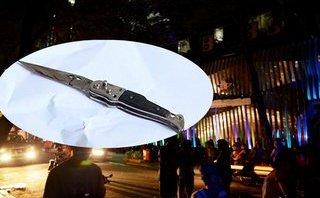 An ninh - Hình sự - Bắt gã trai mang dao 'trêu ngươi' bạn bè khiến một người tử vong