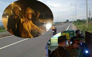 An ninh - Hình sự - Công an lên tiếng vụ người đi xe máy 'né' CSGT tông phải CSCĐ