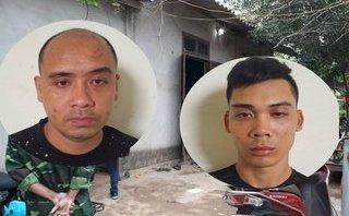 An ninh - Hình sự - Gia đình cháu bé 8 tuổi mang di ảnh nạn nhân đến nhà anh trai nghi phạm