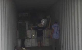 """Chính trị - Xã hội - Hơn 200 container """"mất tích"""" ở cảng Cát Lái: Lộ sai phạm của cán bộ hải quan"""