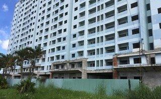Kinh doanh - Bị 'hủy kèo' giữa chừng, chung cư 584 Tân Kiên từ hoành tráng đến... hoang tàn