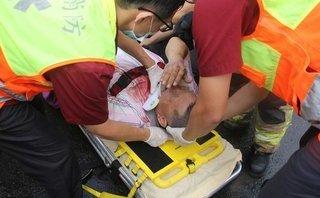 Chính trị - Xã hội - 11 khách du lịch Việt Nam bị tai nạn giao thông tại Đài Loan trở về