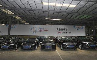 Tiêu dùng & Dư luận - Gần 400 xe Audi phục vụ APEC bán ra sẽ tính thuế thế nào?