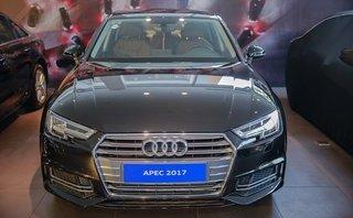 Tiêu dùng & Dư luận - Lô xe Audi phục vụ APEC đã đóng 400 tỷ đồng tiền thuế