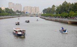 Xã hội - Đầu tư hơn 2.000 tỷ đồng nạo vét đường sông để giảm ùn tắc đường bộ