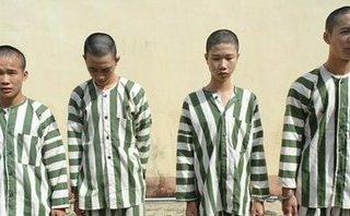 An ninh - Hình sự - Tóm gọn băng cướp 'nhí' chuyên trộm cắp tài sản của phụ nữ
