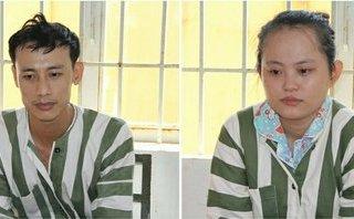 An ninh - Hình sự - Bắt cặp vợ chồng trẻ bán ma túy, thủ vũ khí khi giao 'hàng'