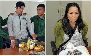 An ninh - Hình sự - Bắt đối tượng vận chuyển ma túy đá từ Campuchia vào Việt Nam