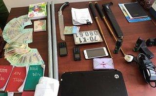 An ninh - Hình sự - Bắt băng nhóm chuyên cho vay nặng lãi, bắt giữ người trái pháp luật