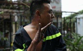 Tin nhanh - Những người hùng thầm lặng trong vụ cháy chung cư khiến 13 người tử vong