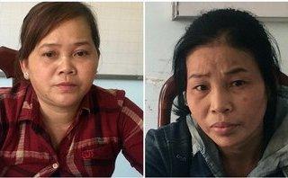 An ninh - Hình sự - Bắt hai chị em cầm đầu đường dây buôn bán phụ nữ qua Trung Quốc