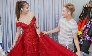 Ngôi sao - Phi Thanh Vân tất bật chuẩn bị thi Hoa hậu Doanh nhân Thế giới