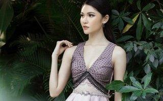 Ngôi sao - Á hậu Thùy Dung gợi cảm trong loạt váy diện Tết