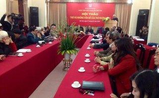 Văn hoá - Thơ đương đại Việt Nam đang... đi ngang?
