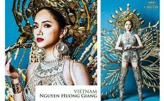 Ngôi sao - Nhan sắc 5 'đối thủ đáng gờm' của Hương Giang Idol tại Hoa hậu Chuyển giới 2018