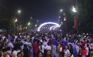 Văn hoá - Lễ hội Đền Hùng 2018 thu hút hàng vạn du khách về trẩy hội