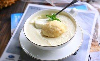 Gia đình - Món ngon mỗi ngày: Công thức làm sữa sầu riêng thơm lừng, mát lịm