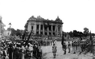 Chính trị - Xã hội - Bước ngoặt vĩ đại của lịch sử dân tộc Việt Nam