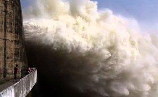 Chính trị - Xã hội - Dự báo thời tiết ngày 9/9: Mưa lớn thượng nguồn, thủy điện Hòa Bình, Sơn La xả lũ