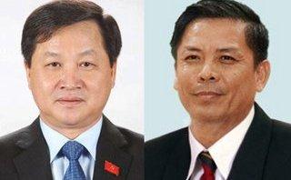Xã hội - Hai nhân sự được giới thiệu làm Bộ trưởng GTVT, Tổng Thanh tra Chính phủ