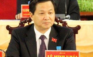 Tin tức - Chính trị - Chân dung tân Tổng Thanh tra Chính phủ Lê Minh Khái
