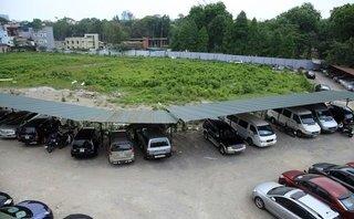 Tin tức - Chính trị - Lựa chọn nhà thầu lập quy hoạch mạng lưới bãi đỗ xe ngầm tại Hà Nội