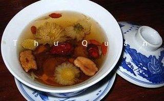 Tư vấn - 7 loại trà dược dùng trong mùa đông
