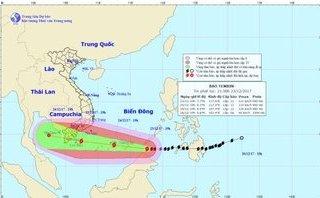 Chính trị - Công điện của Thủ tướng: Chủ động đối phó với bão số 16