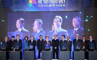 """Chính trị - Hệ tri thức Việt số hoá - khí thế """"bình dân học vụ trên không gian mạng"""""""