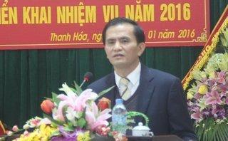 Tin tức - Chính trị - Công bố quyết định kỷ luật đối với Phó Chủ tịch UBND tỉnh Thanh Hóa